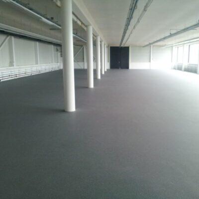 Troffevloer werkplaats Eindhoven