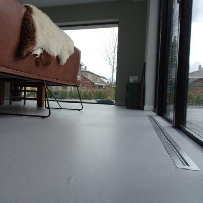 Leef Beton gemaakt door Van Tol Vloeren uit Uden