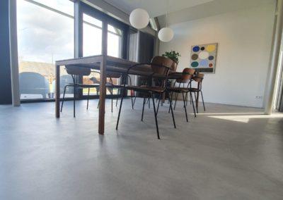 Betonlookvloeren van Van Tol Vloeren uit Uden